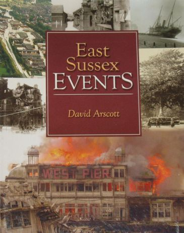 East Sussex Events, by David Arscott